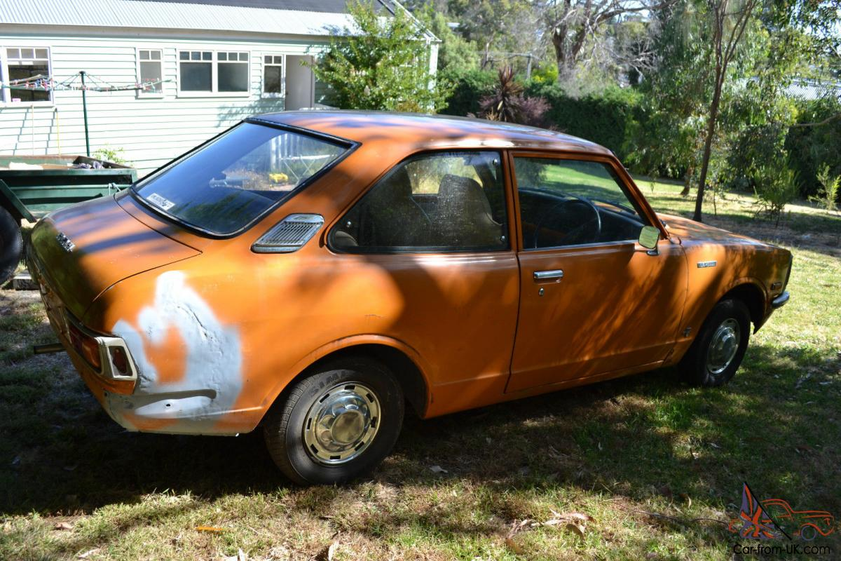Toyota Corolla 1973 Ke20 Manual Coupe In Mount Martha Vic