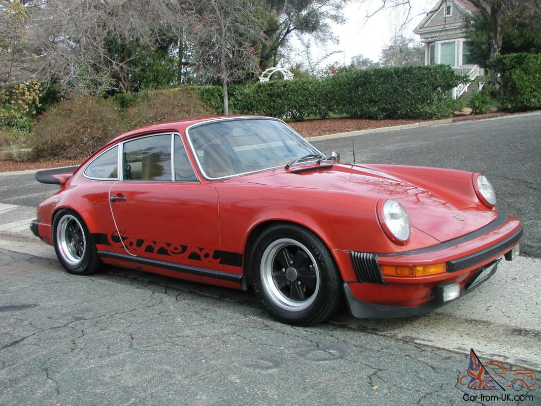 1975 porsche 911 carrera coupe 2 door 2 7l. Black Bedroom Furniture Sets. Home Design Ideas