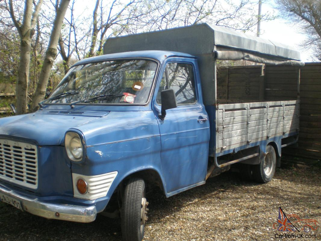 ford transit mk1 pickup. Black Bedroom Furniture Sets. Home Design Ideas