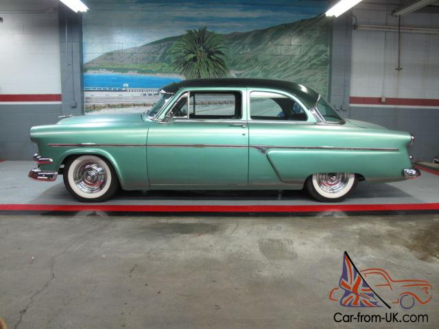1954 ford customline outstanding paint this car is done for 1954 ford customline 4 door