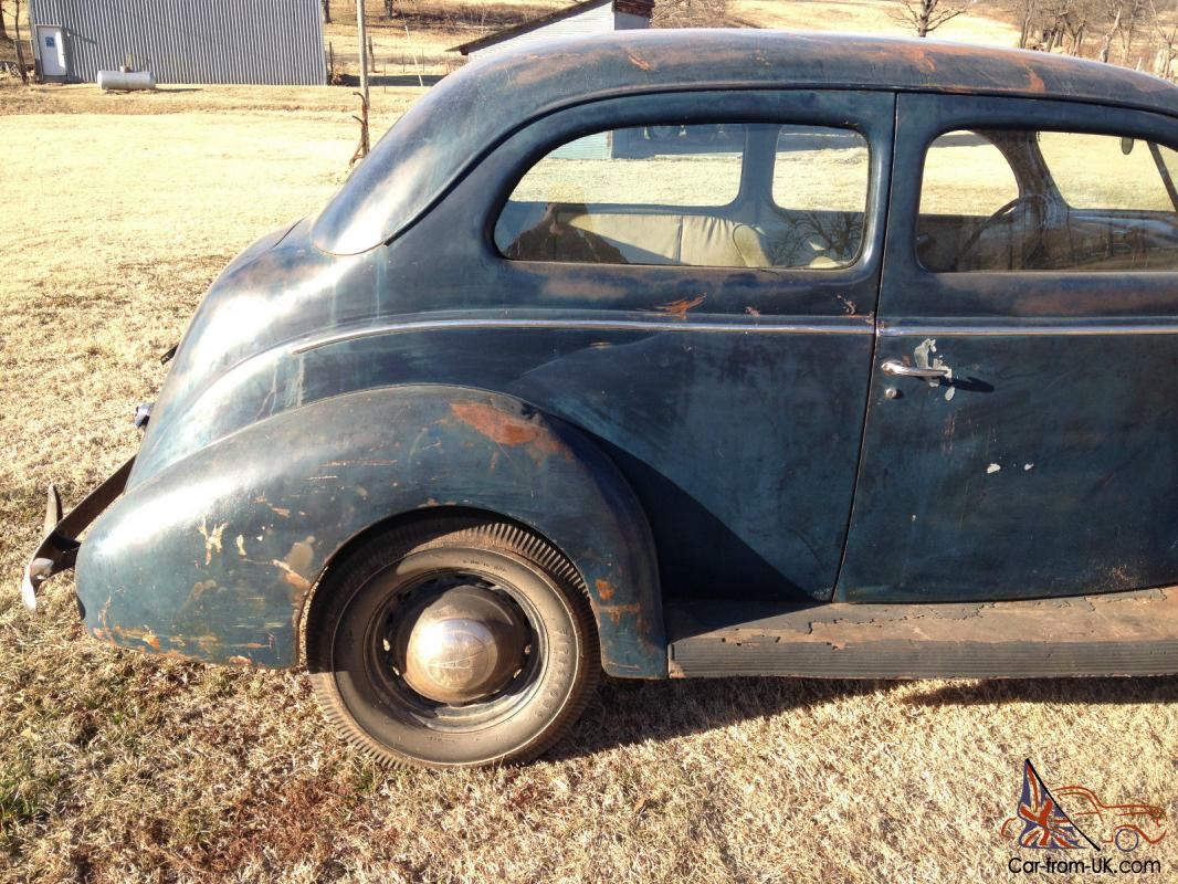 1938 ford standard 2 door barn find for 1938 ford 2 door coupe