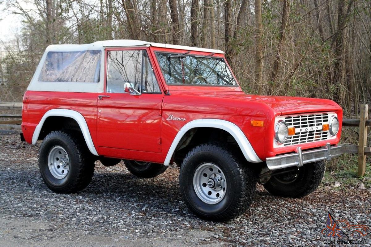 nice 1972 ford bronco early bronco 302 ps p disk brakes. Black Bedroom Furniture Sets. Home Design Ideas