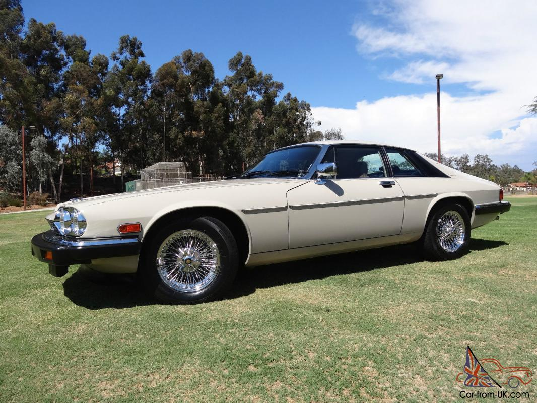 1986 jaguar xjs v12 low miles one of a kind. Black Bedroom Furniture Sets. Home Design Ideas