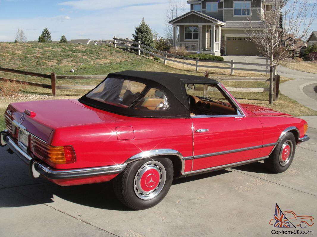 1972 mercedes benz 350sl 68500 original miles for 1972 mercedes benz