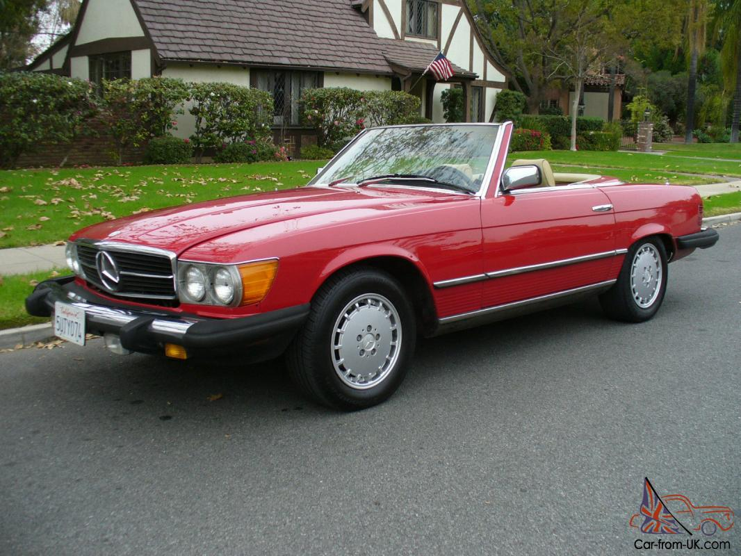 Ca car color combos - Ca Car Color Combos California Rust Free 380 Sl Dual Timing Chains Great Miles Awesome