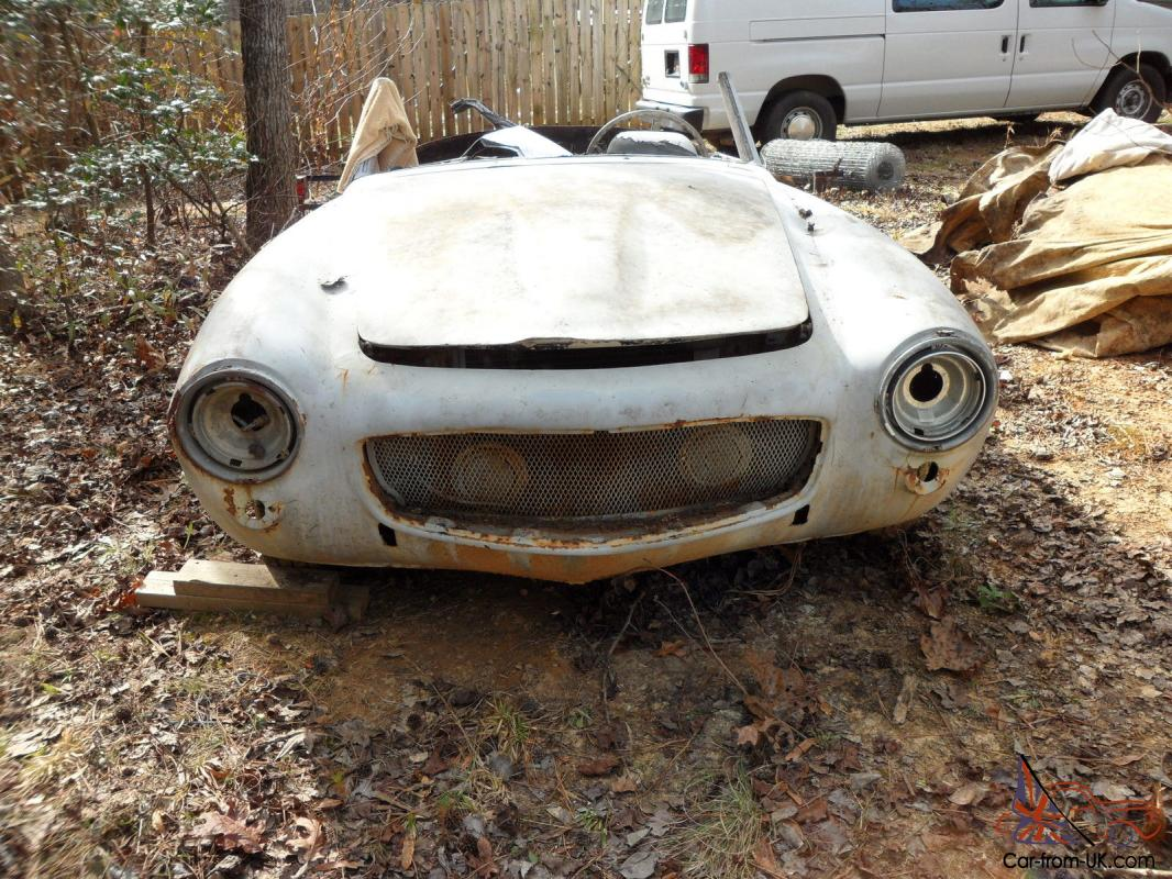 1956 mercedes benz 190sl parts car
