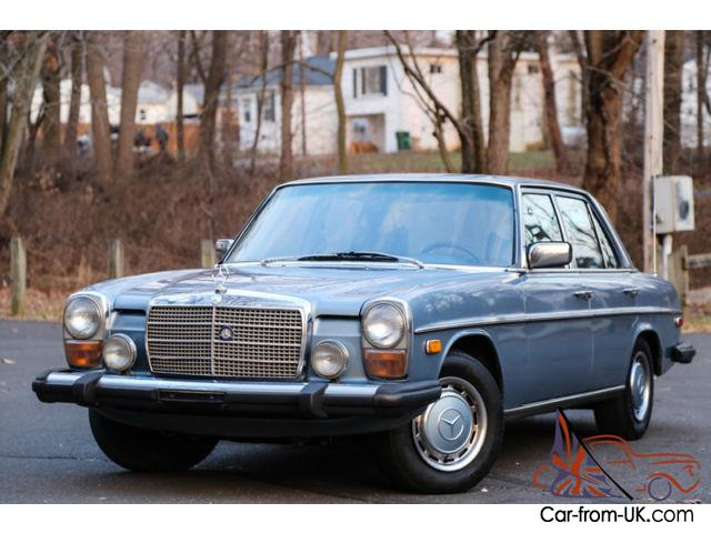 1976 mercedes benz 300d 300 diesel last year 59k miles for Mercedes benz diesel engines for sale