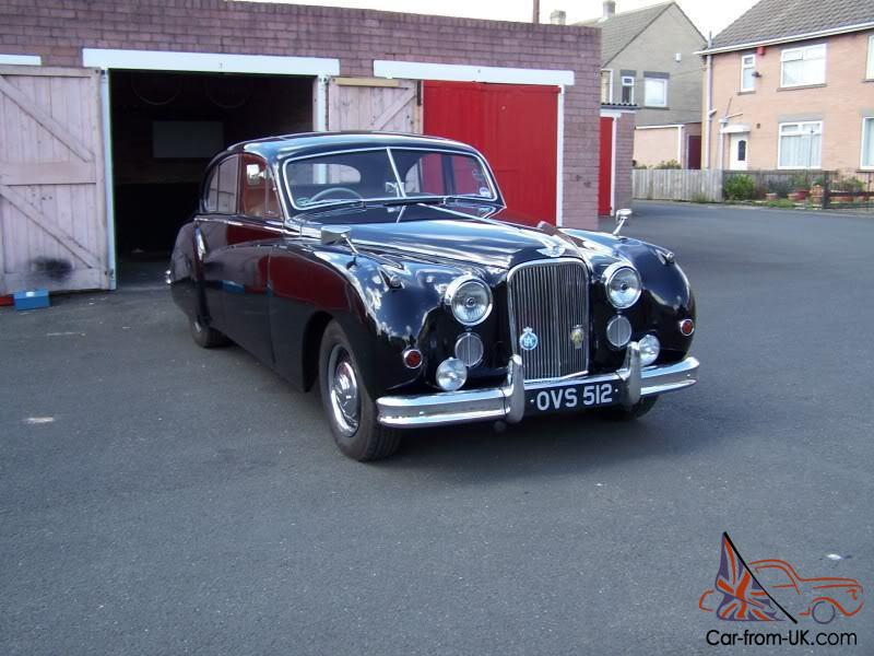 Jaguar mk7 for sale