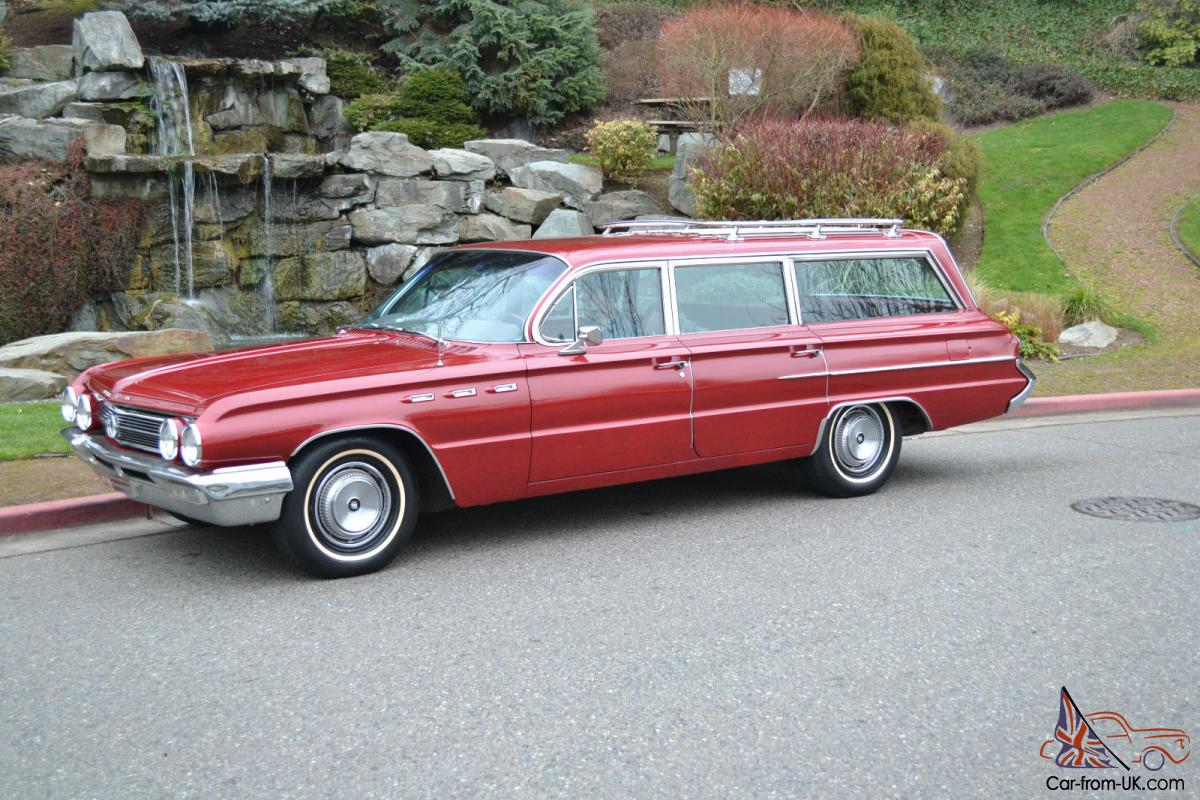 1962 buick invicta custon wagon. Black Bedroom Furniture Sets. Home Design Ideas