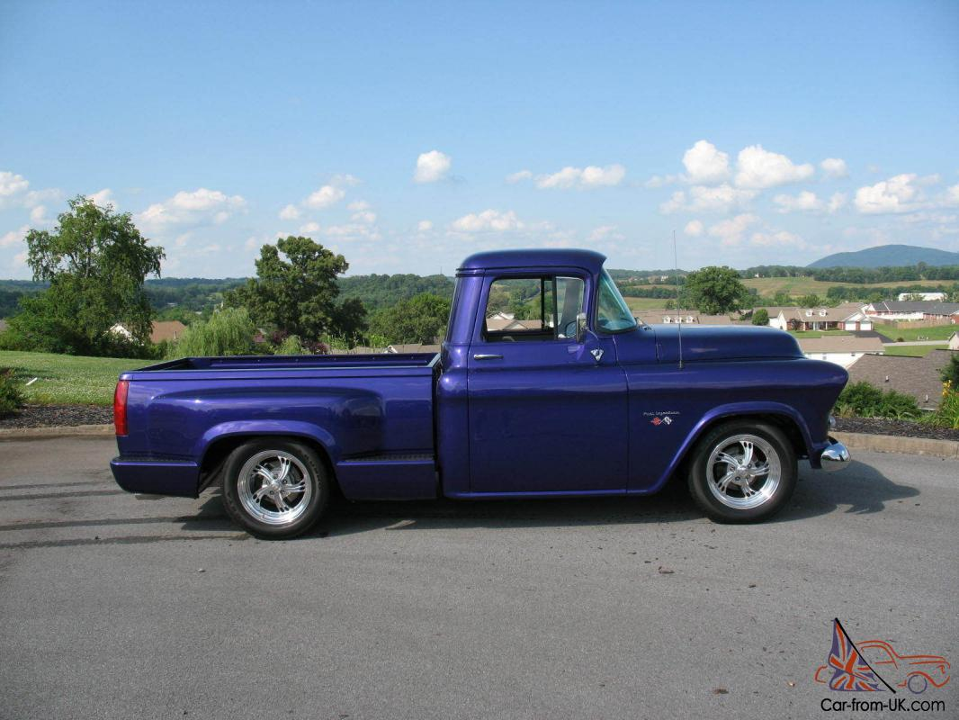 1956 chevy 4wd truck for sale autos post. Black Bedroom Furniture Sets. Home Design Ideas