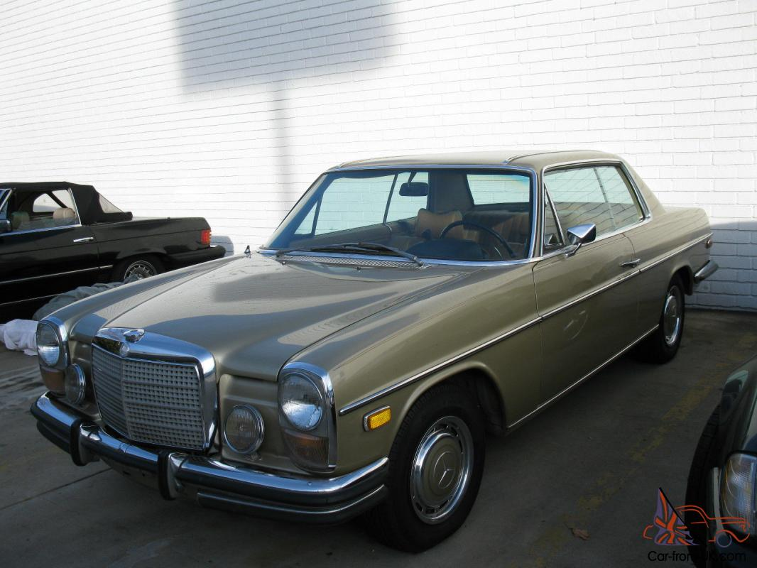 1972 mercedes 250c classic for Classic mercedes benz for sale ebay