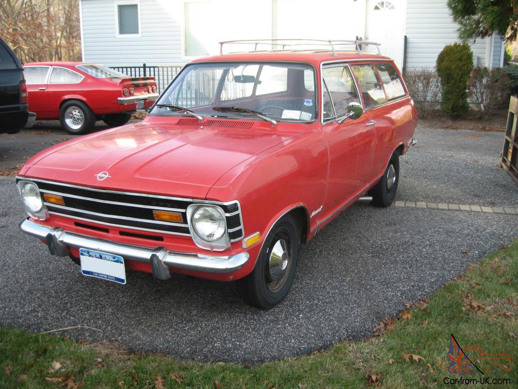 1969 opel kadett 2dr wagon 24 000 orig miles excellent floors and frame. Black Bedroom Furniture Sets. Home Design Ideas