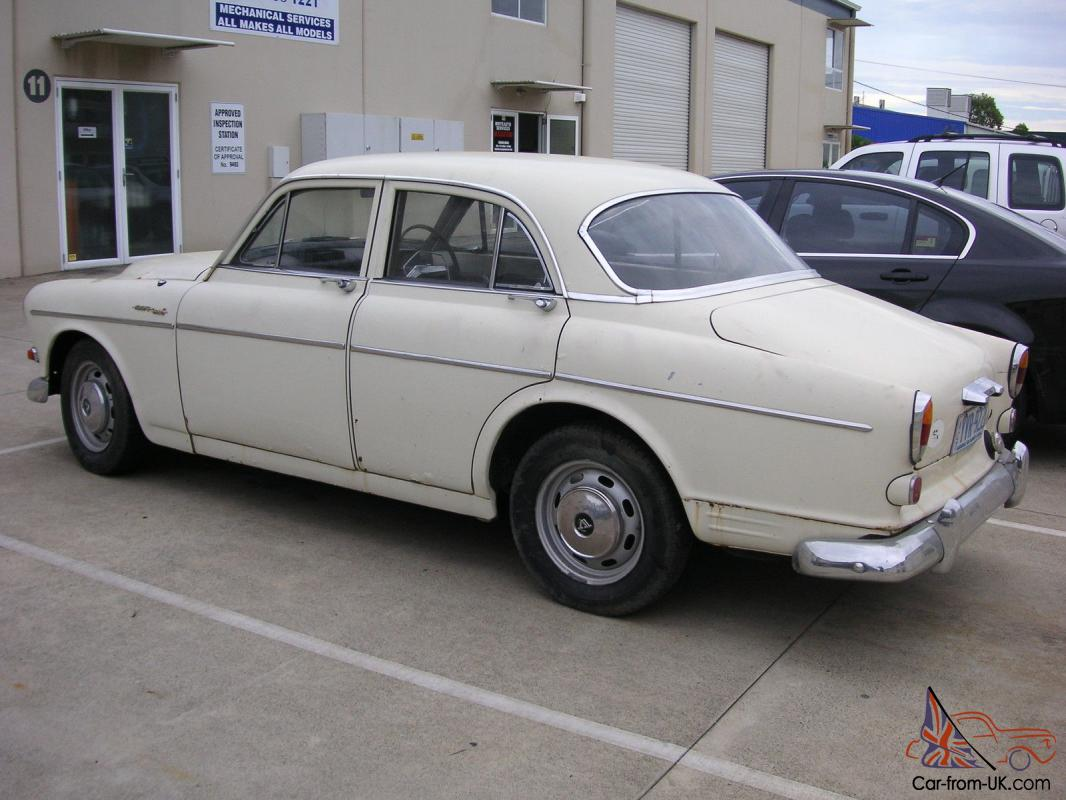 Volvo 122 S In Little Mountain Qld