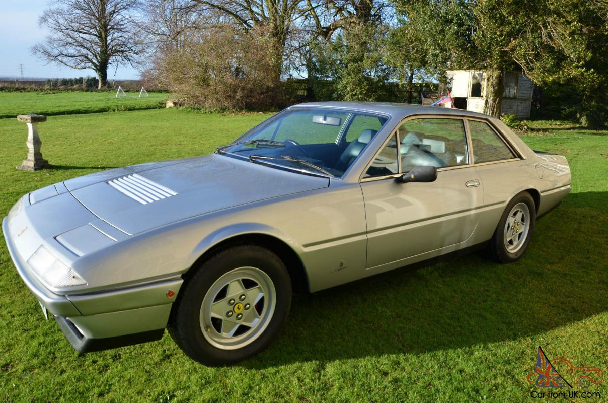 412 to be sold at silverstone car auction february 22 if not sold ferrari 412 to be sold at silverstone car auction february 22 if not sold before vanachro Images