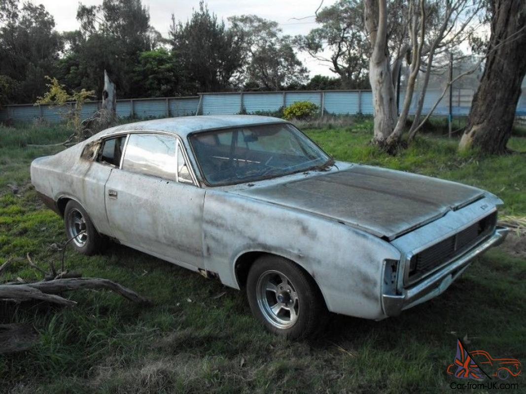 Vh Valiant Charger In Wantirna South Vic