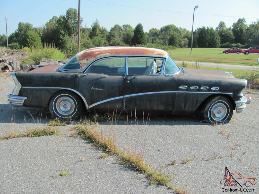 1956 buick century four door hardtop for 1956 buick special 4 door hardtop