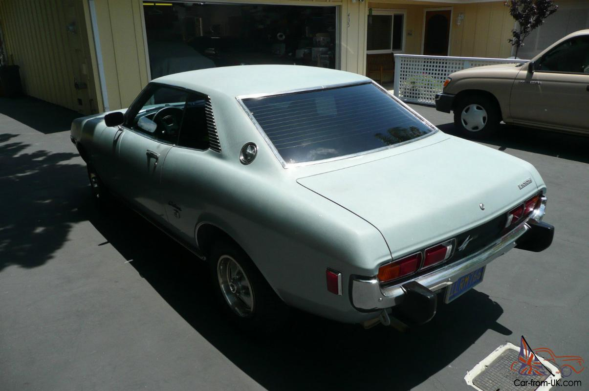 1974 toyota celica gt one owner great condition a rare find needs paint. Black Bedroom Furniture Sets. Home Design Ideas