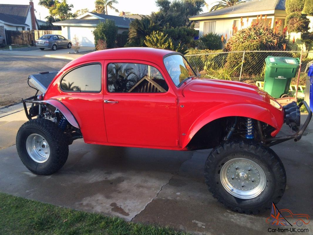 1967 volkswagen beetle baja bug class 5 street legal race