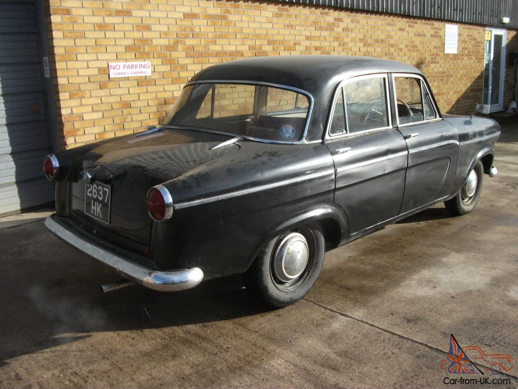 1957 standard vanguard phase 3 very rare for Vanguard motors for sale
