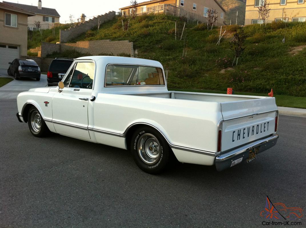 Chevy C10 Pickup For Sale 1967 Chevrolet CST SWB C-10 Truck C10 Chevy for sale