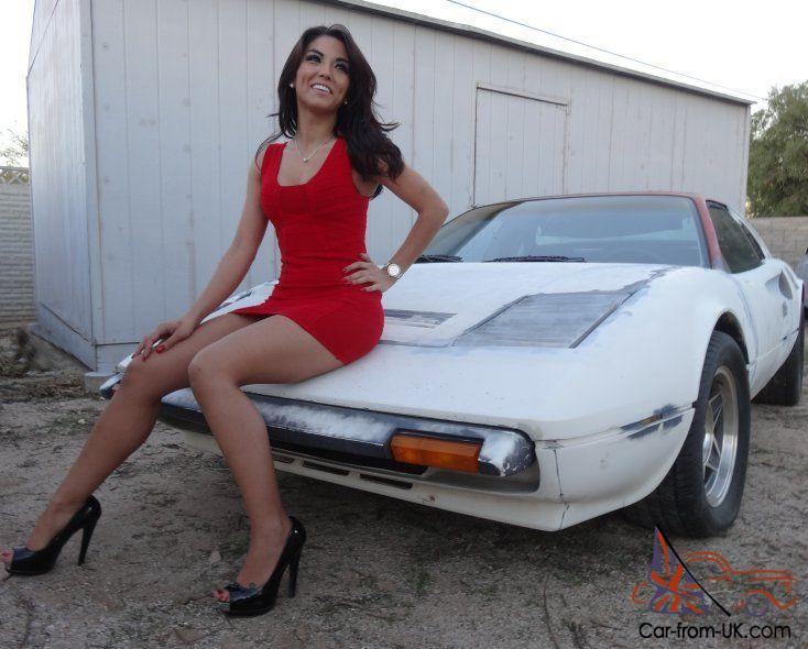 1984 Pontiac Fiero Like Ferrari 308GTB Mera Stinger Style Kit Car Rust FREE  AZ