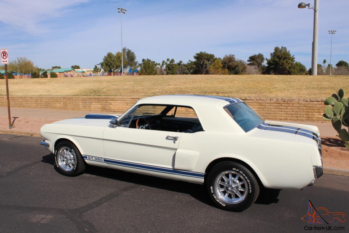 1966 ford mustang shelby gt350 for sale. Black Bedroom Furniture Sets. Home Design Ideas