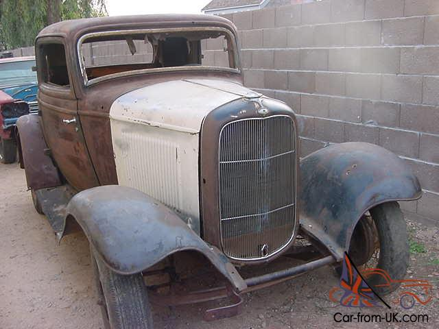 1932 ford 3 window coupe real henry ford steel for 1932 ford 5 window coupe steel body kits