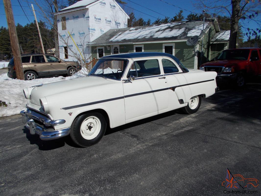 1954 ford customline questions for 1954 ford customline 4 door