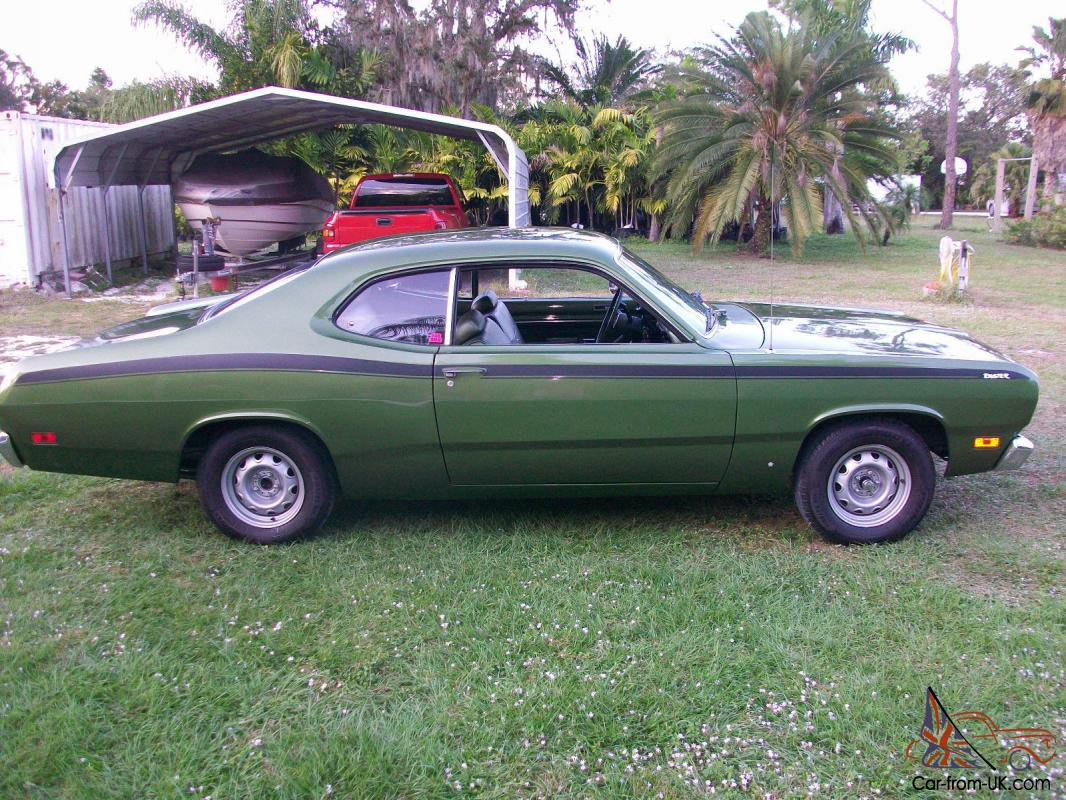 1971 plymouth duster classic beautifull car. Black Bedroom Furniture Sets. Home Design Ideas