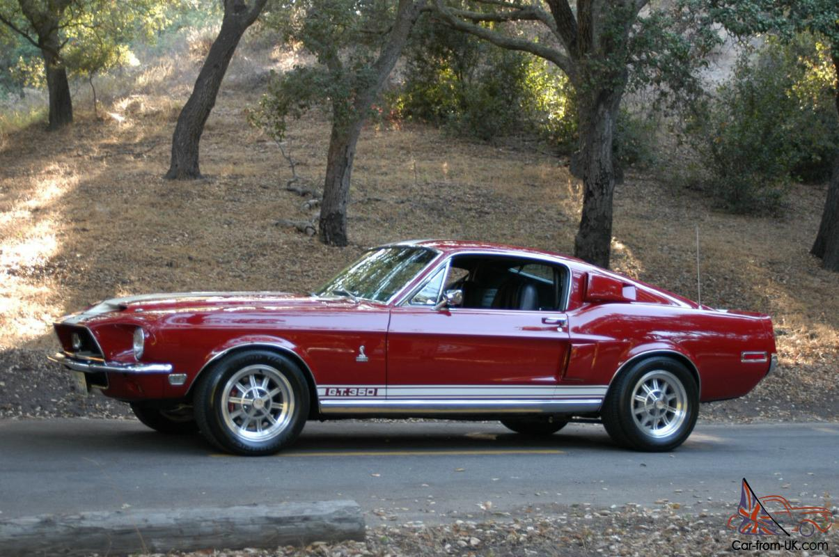 Original Mustang Shelby >> Ford Mustang Shelby Gt350 Original Hertz Rent A Racer Model