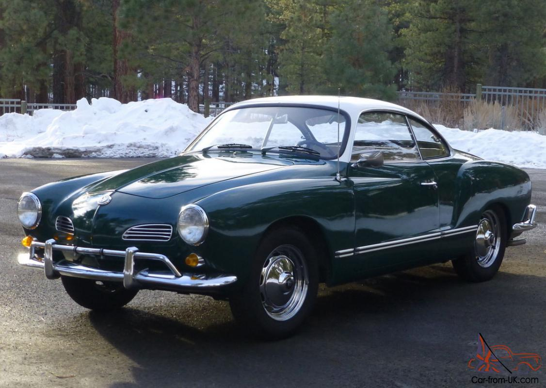 karmann ghia with 1776cc high performance engine. Black Bedroom Furniture Sets. Home Design Ideas