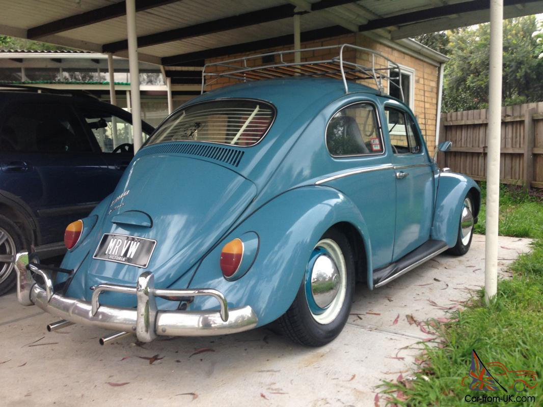 volkswagen 1300 beetle deluxe 1967 2d sedan 4 sp manual 1 3l carb in woori yallock vic. Black Bedroom Furniture Sets. Home Design Ideas