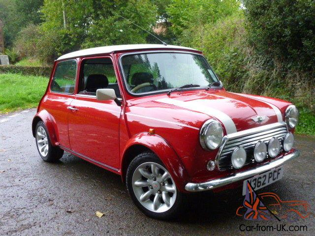 2000 rover mini cooper sport on just 34000 miles from new. Black Bedroom Furniture Sets. Home Design Ideas