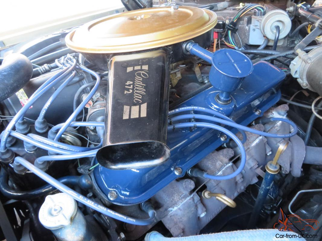28 Images 472 Cadillac Engine Specs 100 Diagram V8 Free 1968