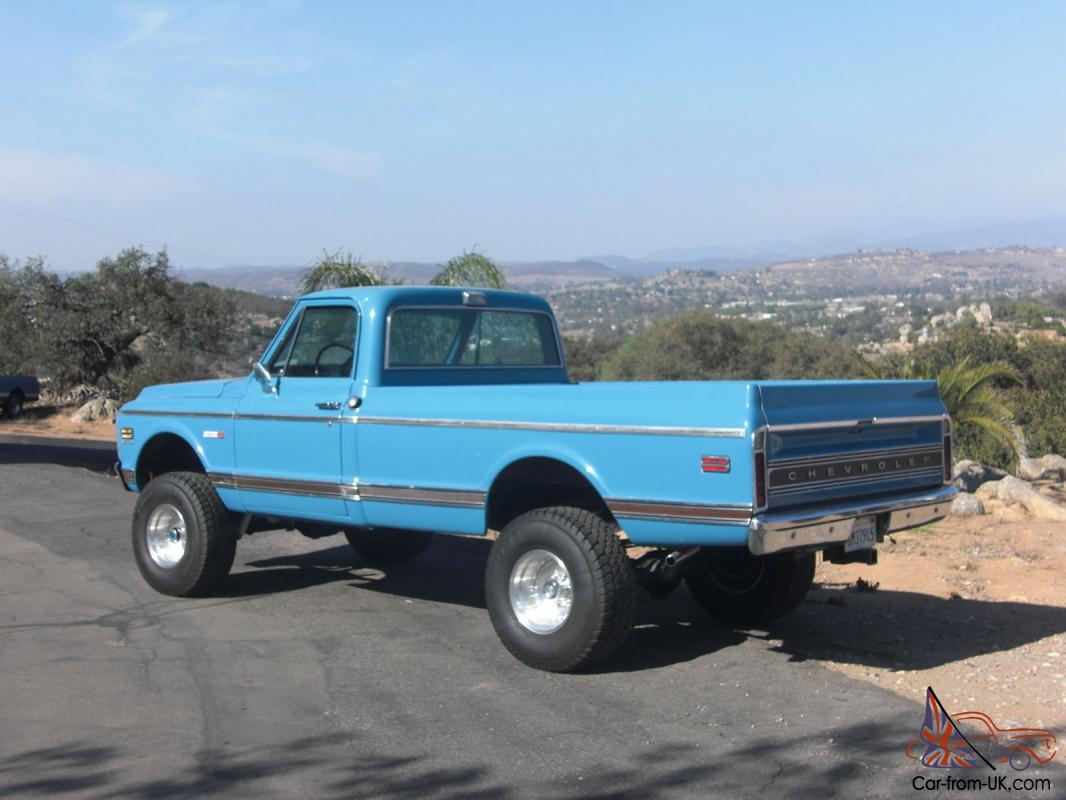 Dodge Dually Fenders For Sale Craigslist >> Ebay 1972 Chevy K 10 Pickups For Sale | Autos Post