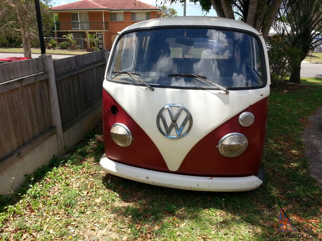 1969 volkswagon combi dual cab ute kombi vintage classic cars in capalaba qld