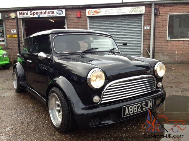 1984 Austin Mini Custom Roof Chop Awesome Mini