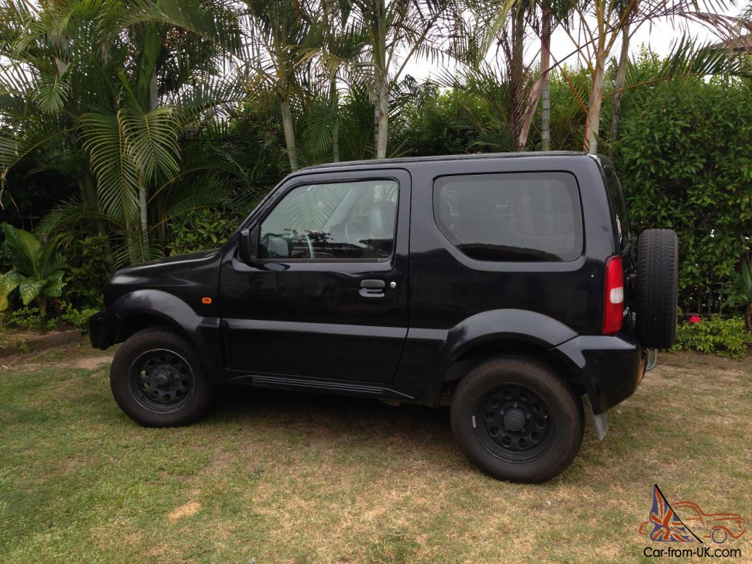 suzuki jimny jlx 4x4 2008 2d wagon 4 sp automatic 4x4 1 3l multi point in sunnybank hills qld. Black Bedroom Furniture Sets. Home Design Ideas