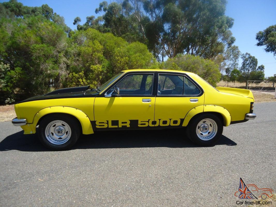 lh slr 5000 torana injected 5lt auto 9 tough economical