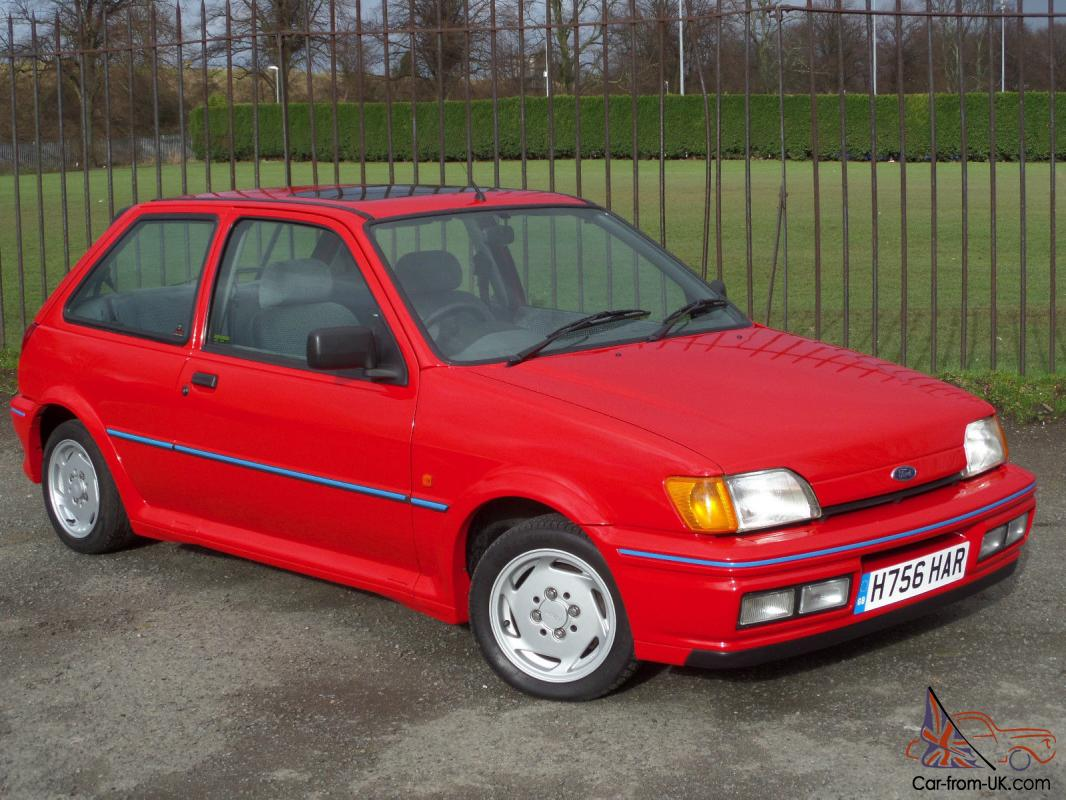 ford fiesta xr2i efi 1990 h 1 6 petrol outstanding massive paperwork file. Black Bedroom Furniture Sets. Home Design Ideas