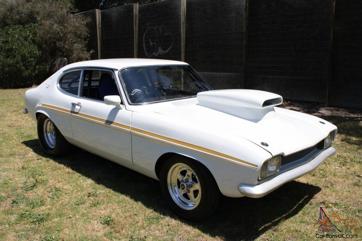 1969 ford capri drag car suit super sedan modified street or radial outlaw race in hampton park vic Ford motor auto sales