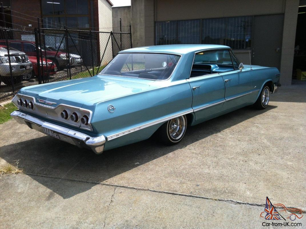 1963 chevrolet impala in regents park qld for sale