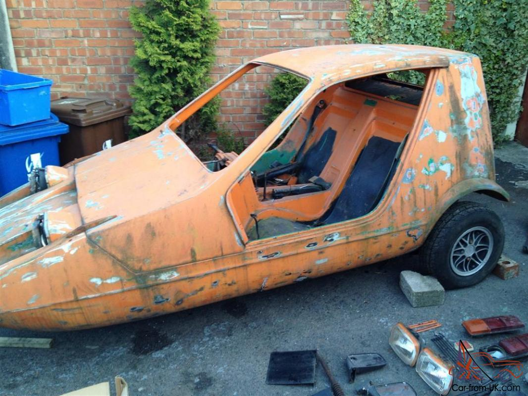 Barn Find Cars >> BOND BUG 700 ES ORANGE RELIANT MICRO CAR