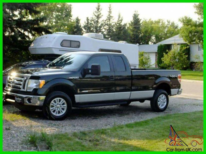 ford f 150 xlt extended cab 4x4 8 39 long box with warranty. Black Bedroom Furniture Sets. Home Design Ideas