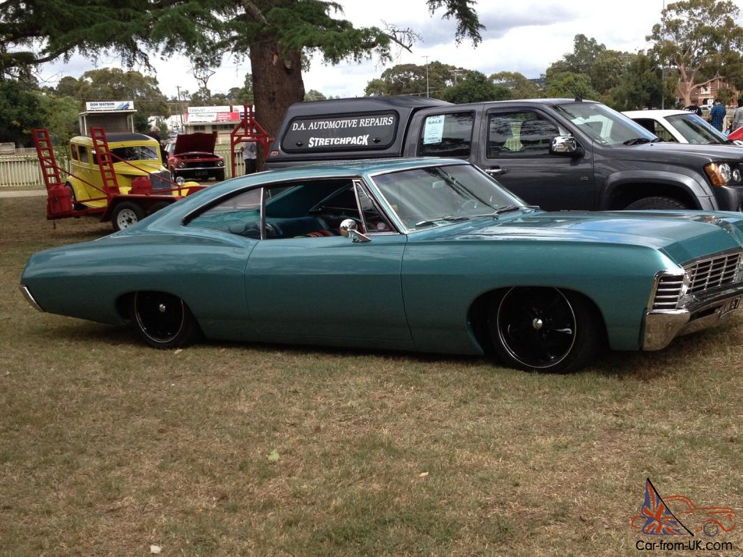 1967 impala fastback car air bags in hoppers crossing vic