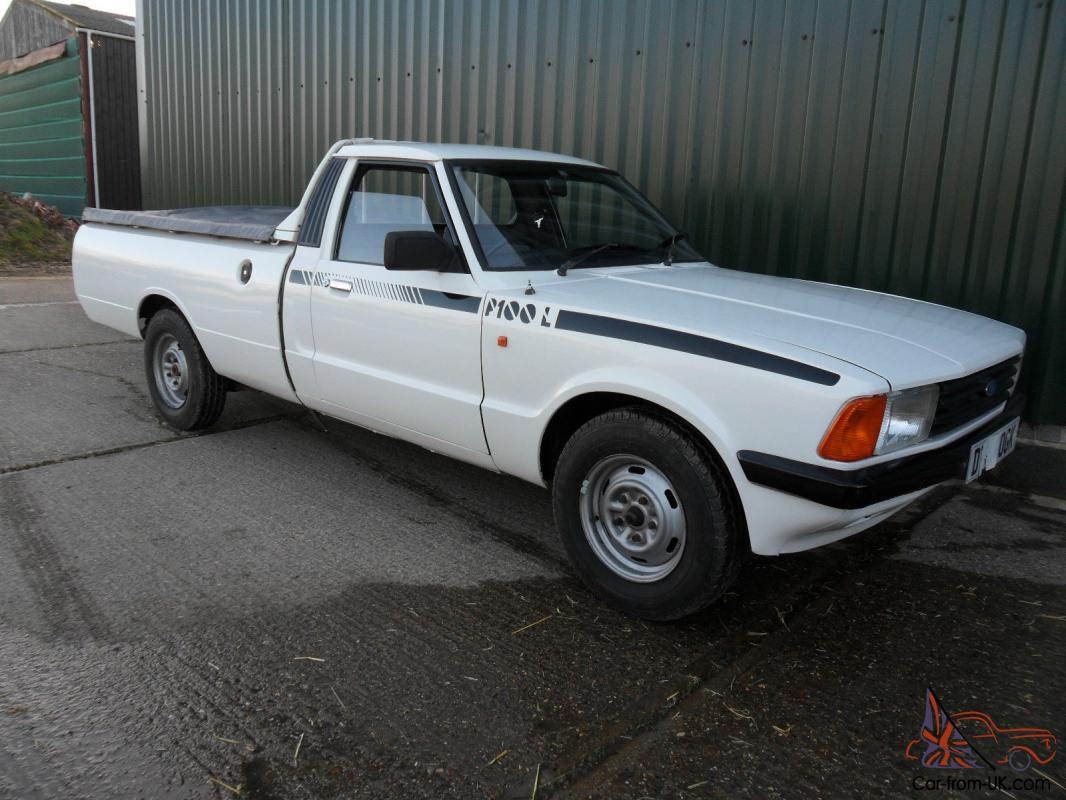 ford p100 pick-up