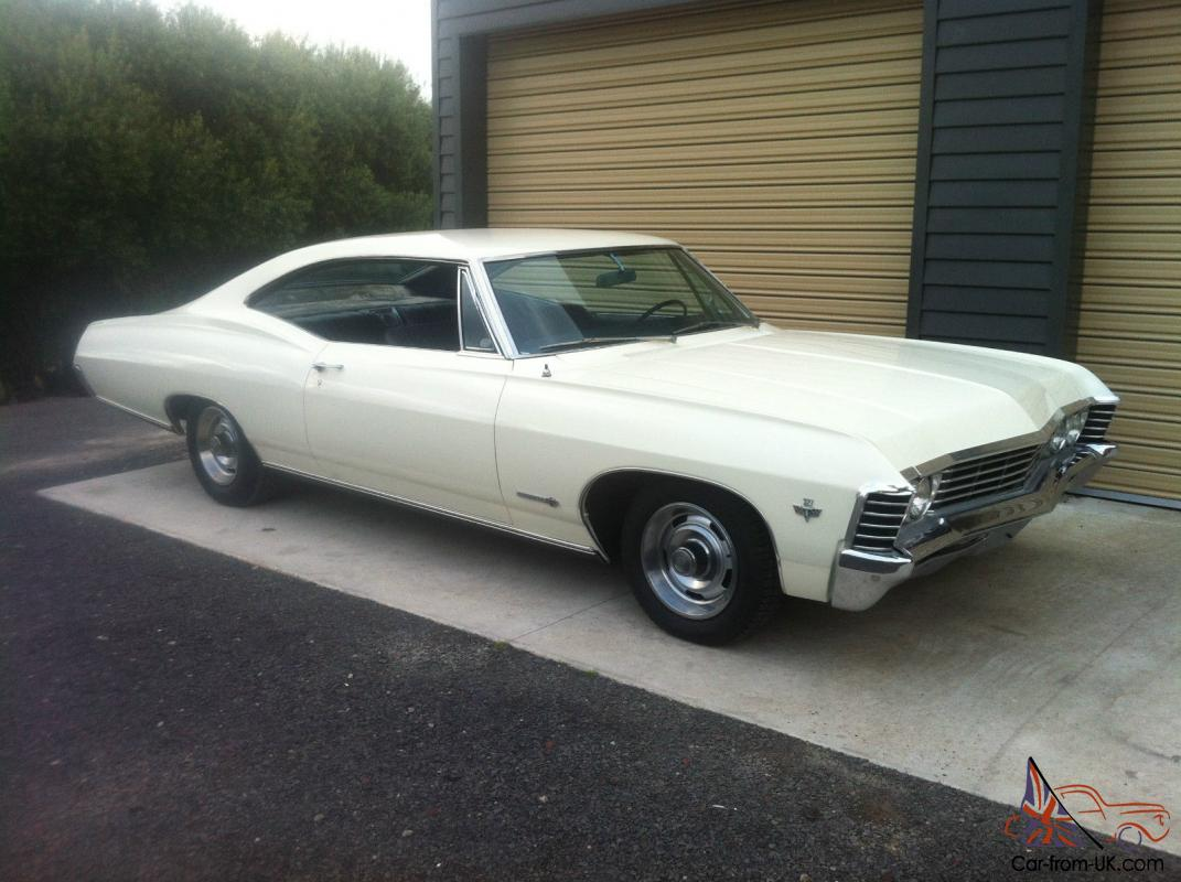 chevrolet impala 1967 super sport 327 auto 2 door fastback pwr steering rally 39 s in altona north vic. Black Bedroom Furniture Sets. Home Design Ideas