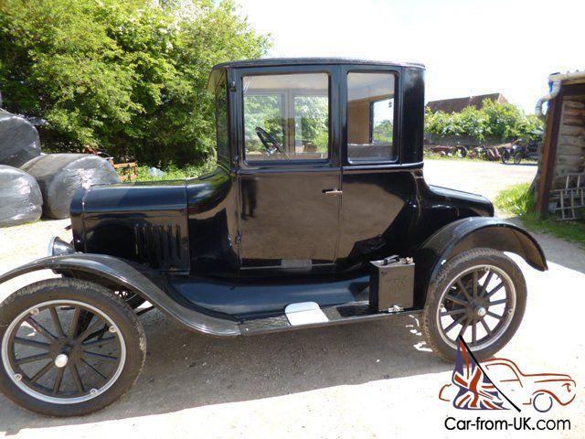 1923 ford model t doctors coupe. Cars Review. Best American Auto & Cars Review