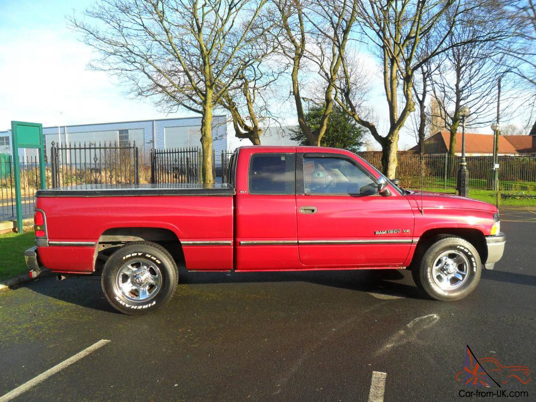 dodge ram 1500 pickup 5 9 v8 laramie slt with lpg conversion. Black Bedroom Furniture Sets. Home Design Ideas