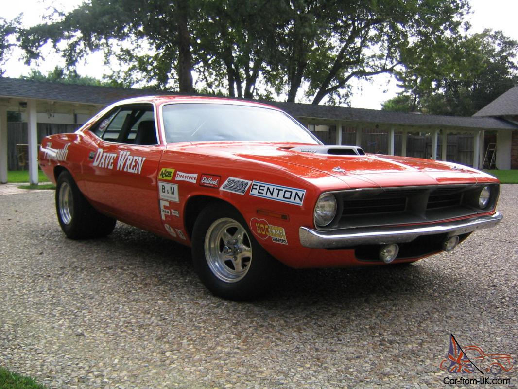 Plymouth Barracuda Classics for Sale - Classics on Autotrader